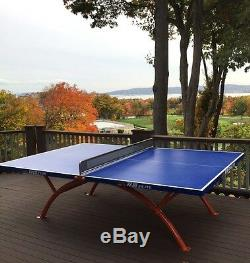 Table Rêve À Un Prix Abordable $$. Tennis De Table De Ping-pong En Plein Air Unique, Choisissez Locale Jusqu'à
