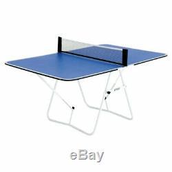 Table Tennis Portable Pliable Ping-pong Camping Pique-nique Salle De Jeux De Sport