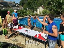 Tables Du Canada Pong Beer Pong