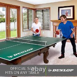 Taille Officielle De Ping-pong Conversion Top Adaptées À Table De Billard Salle De Jeux Pour Enfants