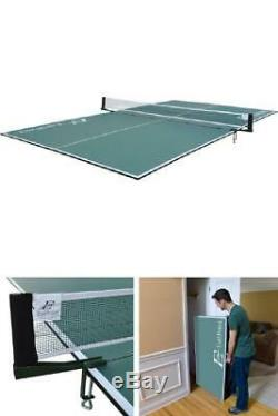 Tennis De Table De Conversion Top Pliable Tournoi De Ping-pong Taille 9 Ft Sport Net Us