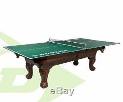 Tennis De Table De Conversion Top Taille Tournoi Officiel Ping Pong Post Net Portable