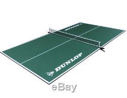 Tennis De Table De Ping-pong 4 Pièces De Conversion Top Pour Enfants En Plein Air, Pliable, Sports D'intérieur