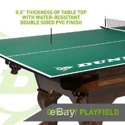 Tennis De Table De Ping-pong Conversion Top Pré-assemblé Sur La Piscine Jeu Sous-sol