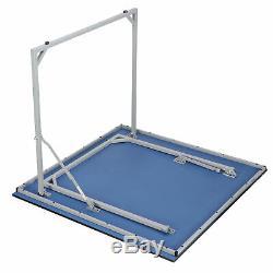 Tennis De Table De Ping-pong Intérieur / Extérieur Avec Paddle Idéal Pour Les Petits Espaces