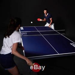 Tennis De Table De Ping-pong Jeu De Sport 4 Pièces Backyard Fun Family Party Espn