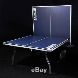 Tennis De Table De Ping-pong Sports De Plein Air Jeu 4 Pièces Backyard Party Famille Espn