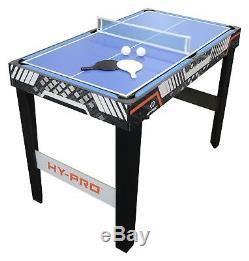 Tennis De Table En Football Multijoueur 4 En 1 Air Hockey Sport En Salle Sport En Famille