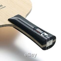 Tennis De Table En Lame De Papillon Tamca5000 Sk Carbon St, Raquette De Ping-pong