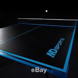 Tennis De Table Extérieur Ping Pong Taille Officielle Balles De Pagaie Enfants Sport Jeu Amusant