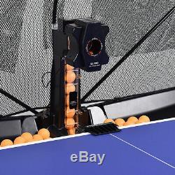 Tennis De Table Robot Automatique De Ping-pong Balles De Formation Professionnelle Machine & Net