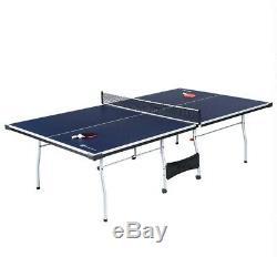 Tennis De Table Sport Taille Officiel Professionnel Plier L'espace Occupé Pelotes Accessoires