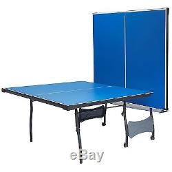Tennis De Table Sports Set Ping Pong Indoor Play Gym Fold Tournament Officiel Accueil
