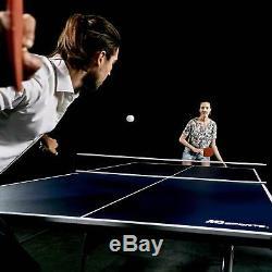 Tennis De Table Tennis De Table Pliant Taille Du Tournoi Officiel Intérieur Extérieur