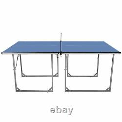 Tennis Table Ping Pong Sport Ping Pong Table Indoor Outdoor With Net And Post