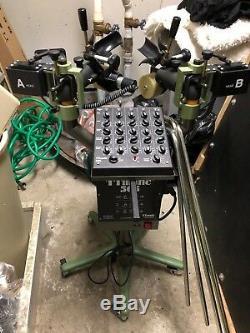 Ttmatic 505 Tennis De Table Robot Double Tête Modèle Pro