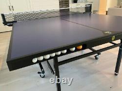 Tueurspin Myt 415 Ping Pong Table Bleu