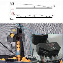 USA Jta Tennis De Table Robot Automatique Ping-pong Machine De Boule De Pratique Recycle Net