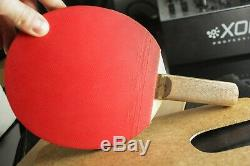 Ultra Rare Papillon Tennis De Table Racket Personnalisée Super Sriver Delta Speed 80