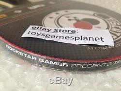 Ultra Rare! Rockstar Games Table Tennis Racket Concours Promo Décideurs Prix De Gta