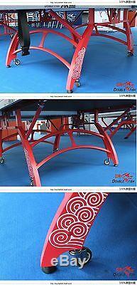 Unique Et Joli Double Fish 328 X1 (moins Cher / Sympa) Ping Pong