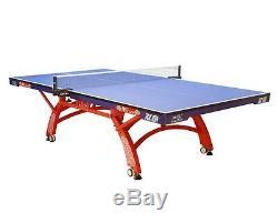 Unique Et Jolie Table De Ping-pong Ping Pong 328a / 328 Double Fish (1 Top, Ittf)