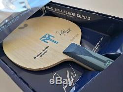 Véritable Papillon Pro Timo Boll Alc-st Tennis De Table Lame / Racket 85gr
