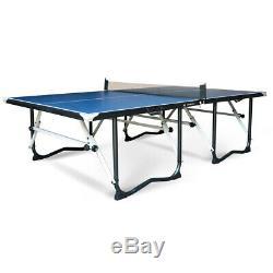 Vermont Tennis De Table Tables Pliantes Extérieur Tables De Ping-pong + Chauves-souris / Boules