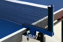 Victoire Professionnelle Tennis De Table Hathaway Set 4 Joueur 2 De Ping-pong Balles Paddle