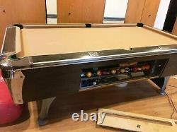 Vintage Bar Billard Et Ping Pong Accessoires Ramassage Seulement