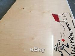 Wally Rebounder Tennis De Table De Ping-pong Rebond / Retour Conseil -discounted Preowned