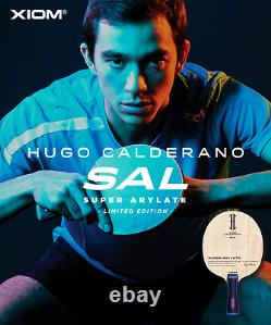 Xiom Hugo Calderano Sal Raquette Professionnelle De Chauve-souris De Tennis De Table