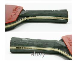 Xiom M9.0s Pagaies De Tennis De Table Shakehand Ping Pong Raquette Bats Blades