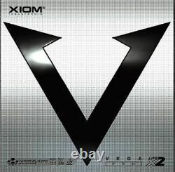 Xiom Vega Pro Custom Carbon Offensive Table Tennis Bat Bundle New Uk Fast Post